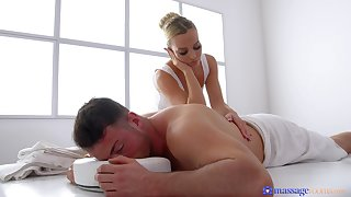 Masseur gives Victoria Despotic surpassing his skilled select