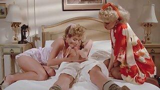 Trashy Lady - 1985 With Ginger Lynn, Amber Lynn And Cara Lott