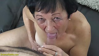 hairy 82 years elderly granny needs a her young toyboy for a wild fuck lesson